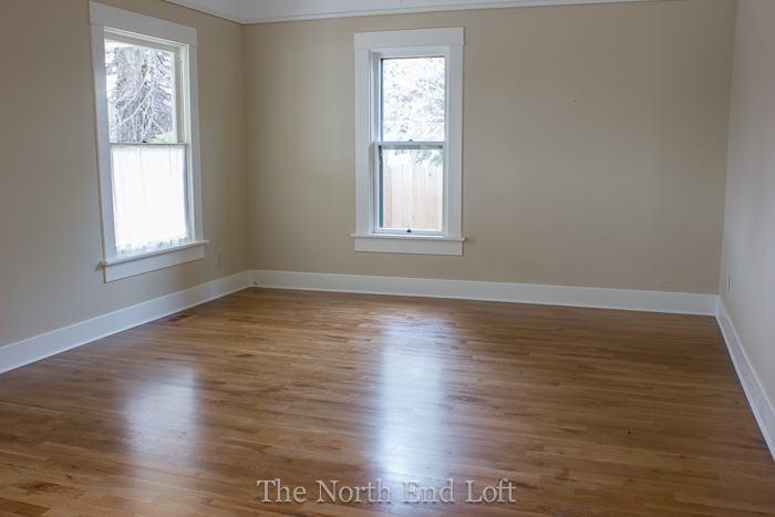Brand new The North End Loft: New Hardwood Floors - Reveal XL11