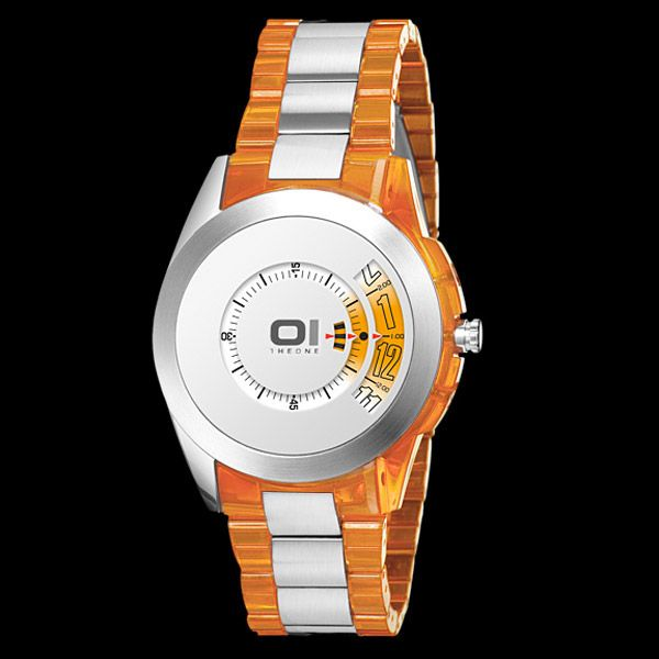 01 One Spinning Wheel Spinning Dial Watches