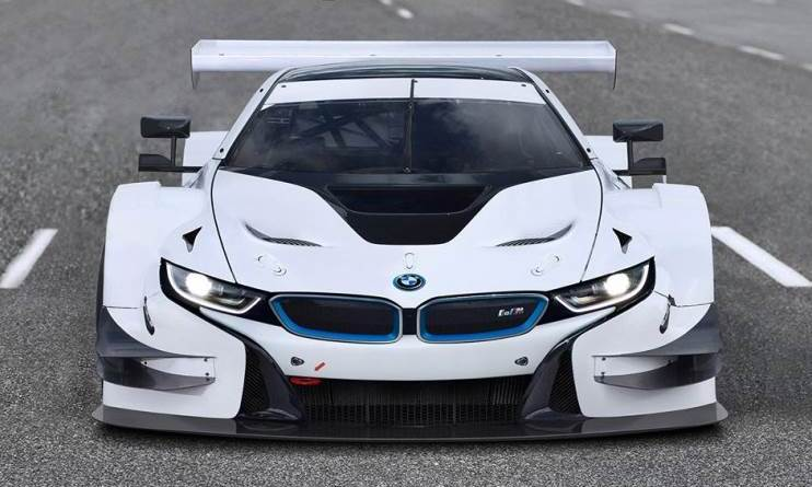 Bmw I8 Dtm Race Car Gets Rendered Auto Bmw Review