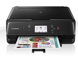 Canon PIXMA TS6050 Driver Free Download