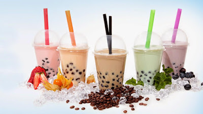 Bubble Drink with Various Flavors Beverage Business Opportunities