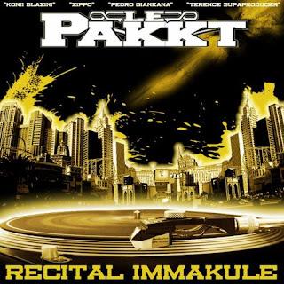 Le Pakkt - Recital Immakulé (2007)