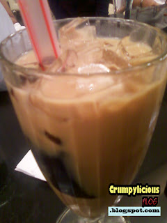 milk tea coffee jelly