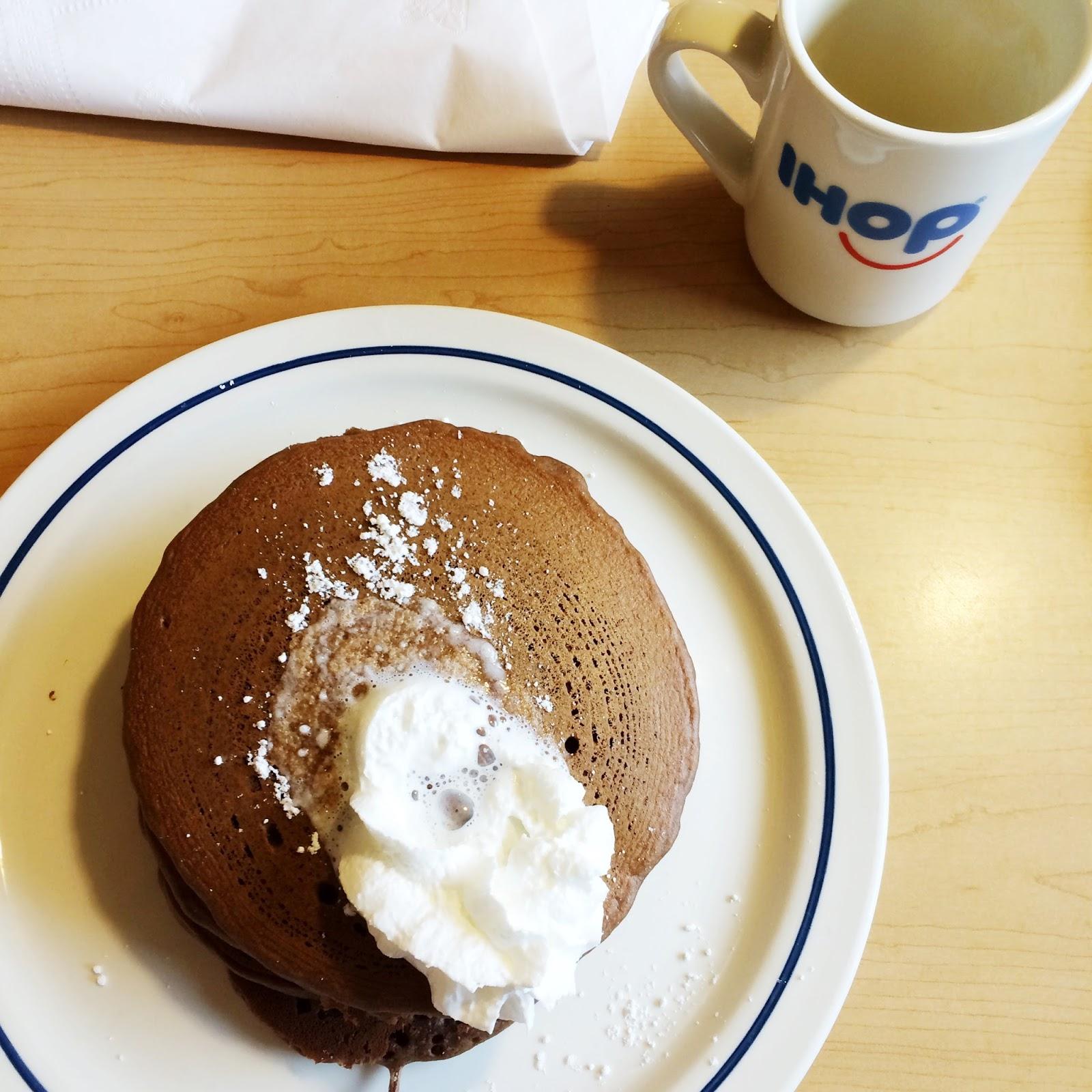 Pancakes, Orlando