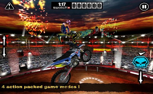 RedBull X Fighters PSP Iso Android  ukuran kecil