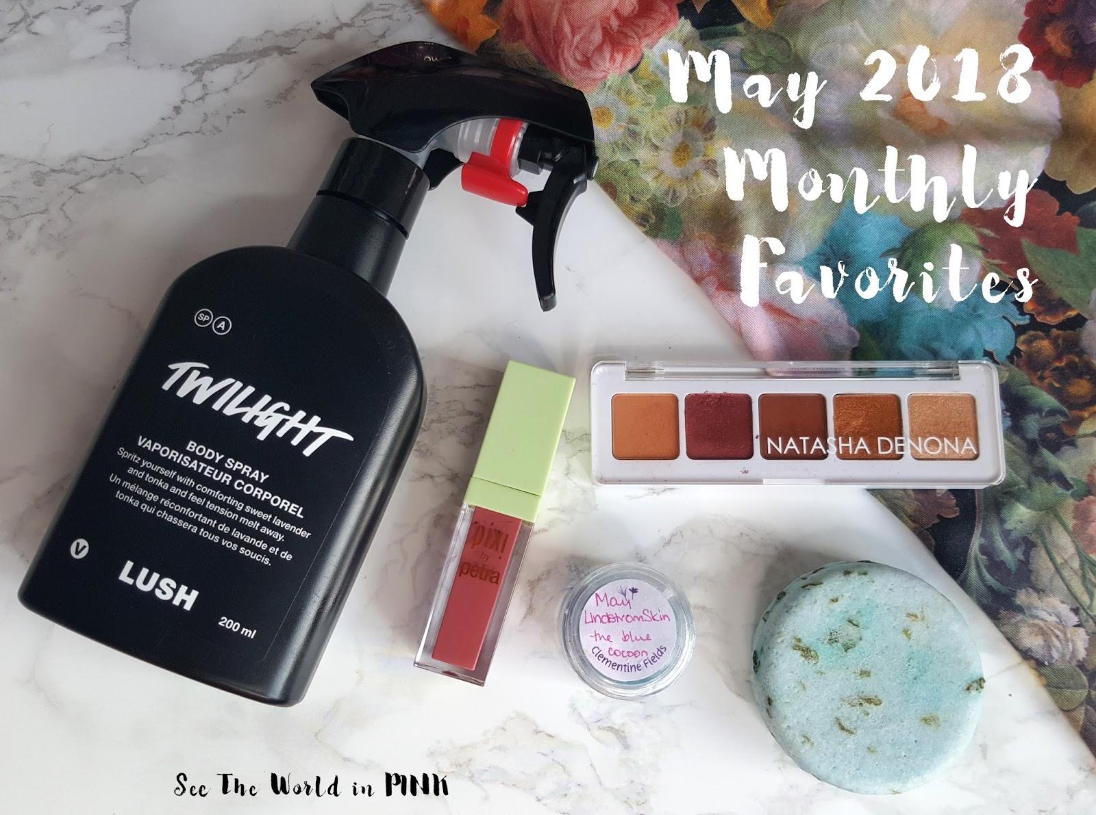 April 2018 - Monthly Favorites!