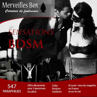 Sensations BDSM
