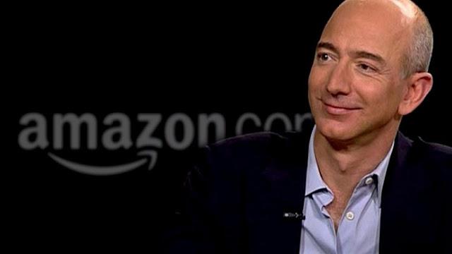 Salip Bill Gates, Pendiri Amazon Jeff Bezos Orang Terkaya di Dunia