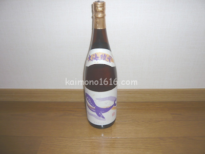【鹿児島のお酒】大海酒造・大海綾紫黒麹1,800ml