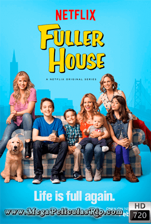 Fuller House Temporada 3 [720p] [Latino-Ingles] [MEGA]
