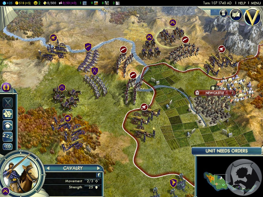 Civilization 5 Free Download PC Games