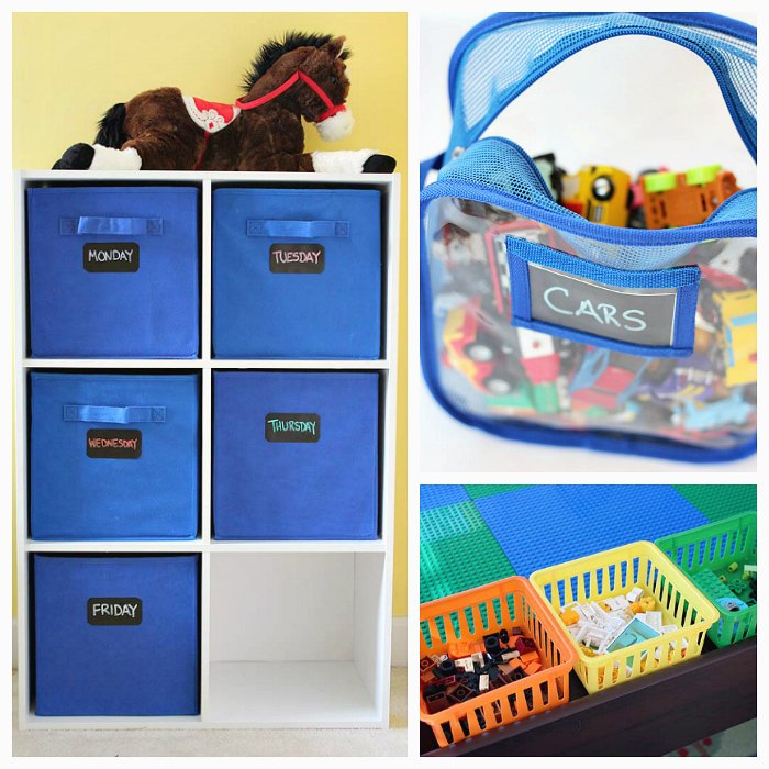 4 Kids Craft Storage Ideas The Organised Housewife Room Makeover