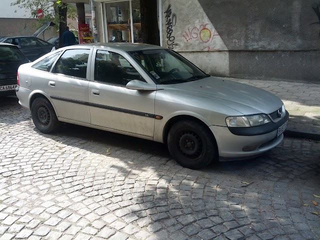 Opel Vectra B on service for over 20 years