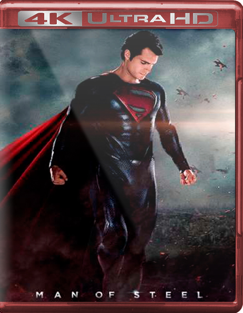 Man of Steel [2013] [UHD] [2160p] [Latino – Castellano]