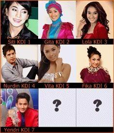 daftar juara kontes Dangdut Indonesia KDI MNCTV