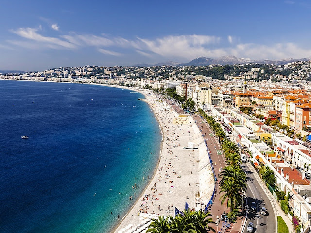 Quantos dias ficar em Nice