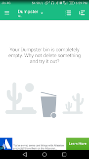 dumpster app