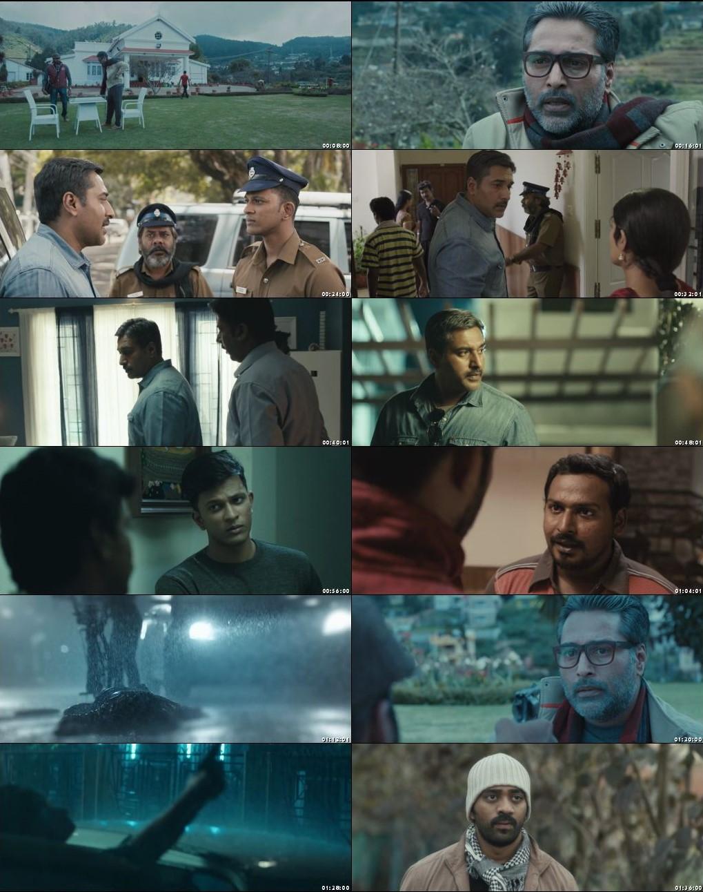 Dhuruvangal Pathinaaru (2016) Movie Screenshots