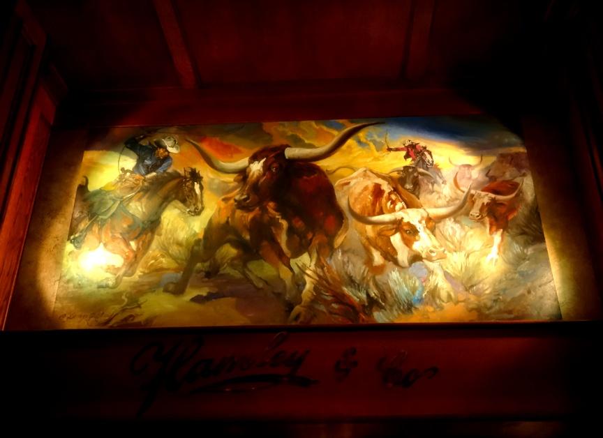 Seattlebars org: #1845 - Hamley Steakhouse, Pendleton, OR - 8/17/2011