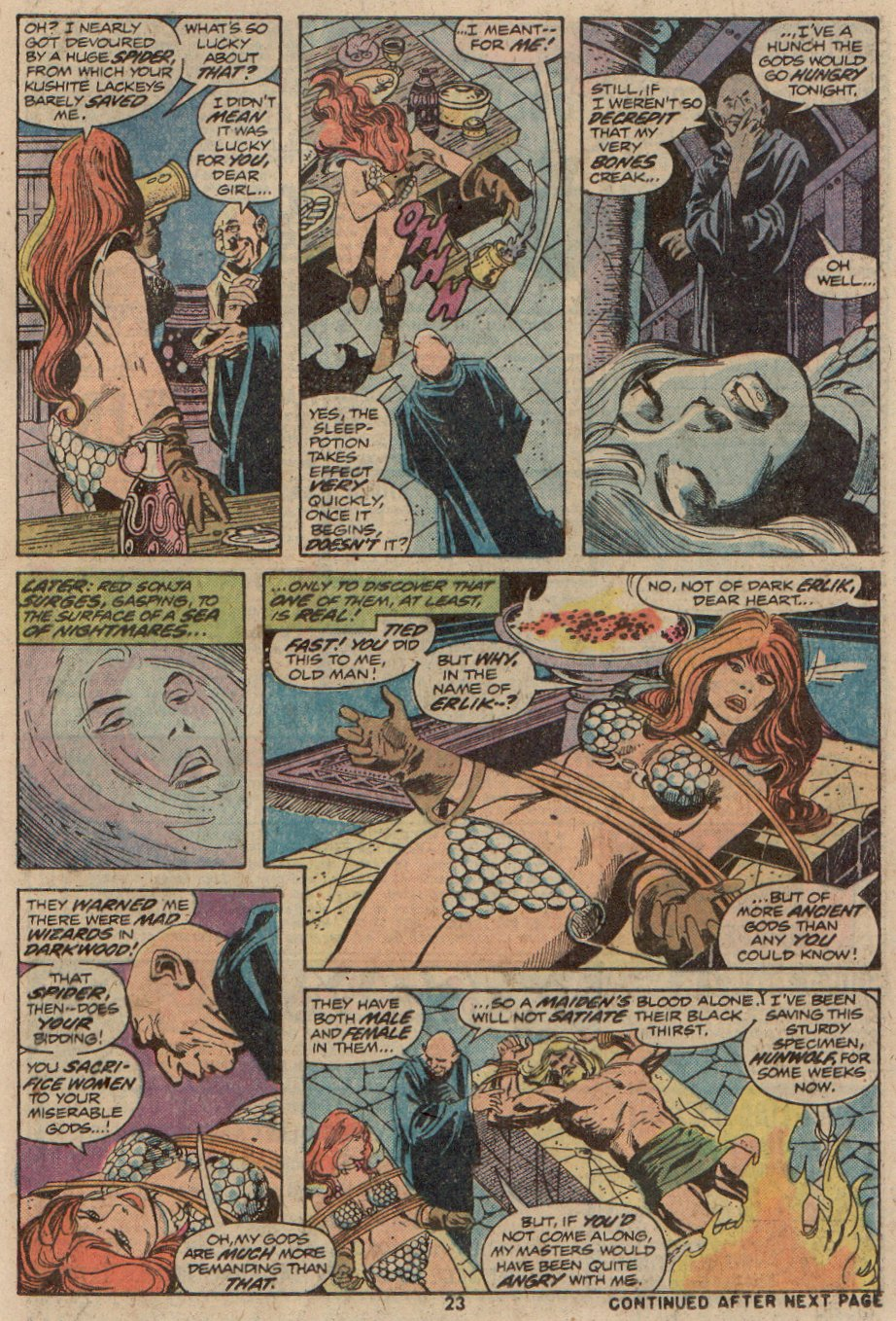 Conan the Barbarian (1970) 48 Page 14