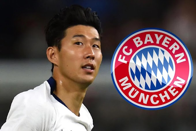 Bayern Munich want Son Heung-min now he is exempt from military service