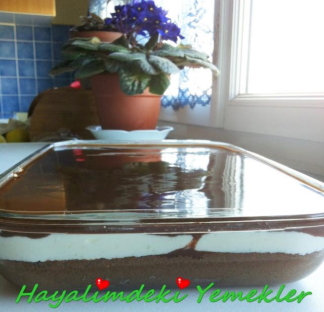 resimli pasta tarifleri,kakaolu ve kremali  pasta tarifleri