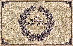 Premios Versatile Blogger Award y Best Blog