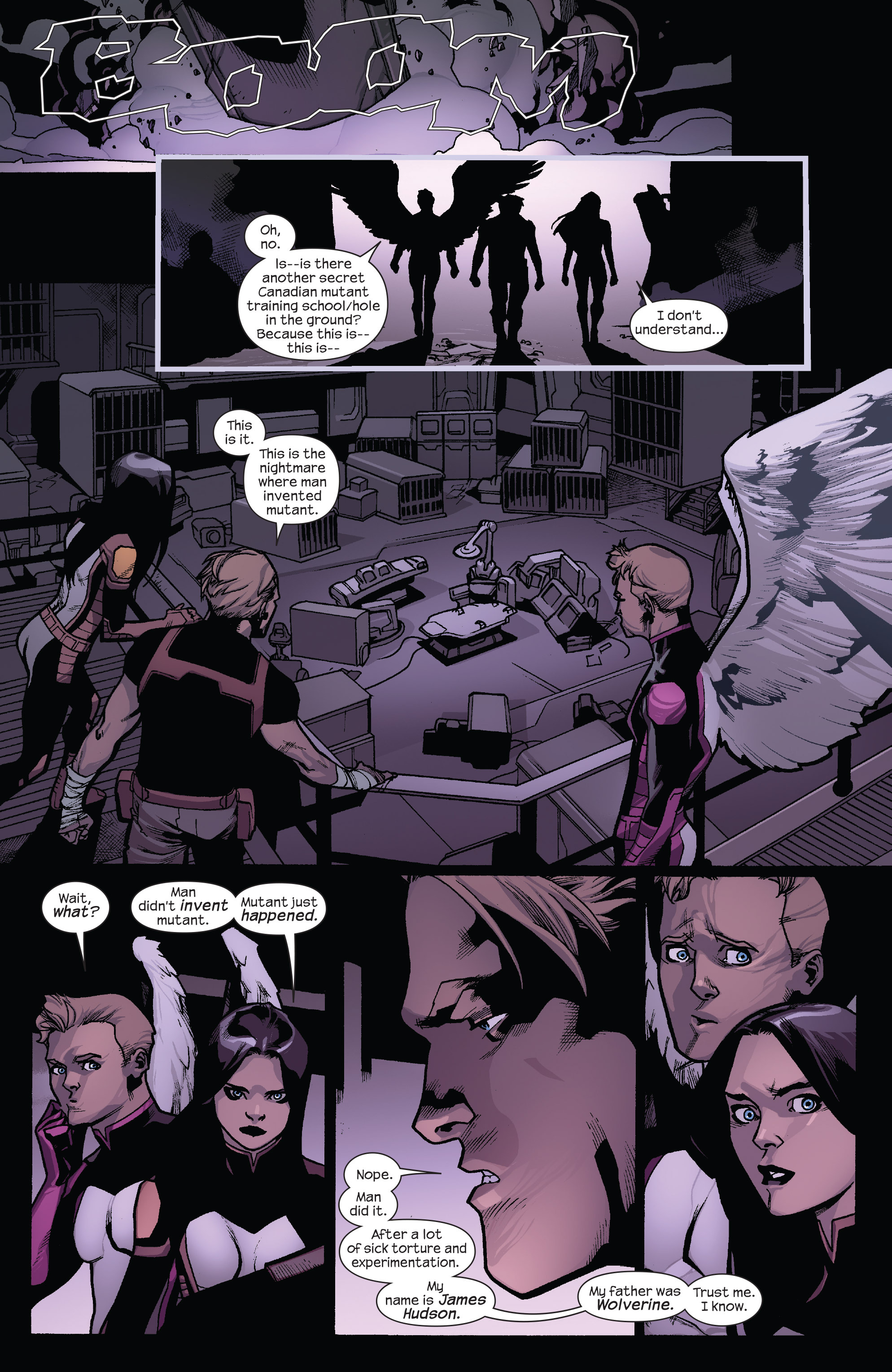 Read online All-New X-Men (2013) comic -  Issue #33 - 11