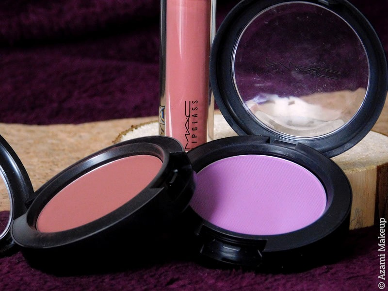 M.A.C. Cosmetics | M.A.C. In Monochrome - Best Teddy Velvet Teddy Lipglass - Blush Undercover Heroine - Diva Don't Care - Swatches & Review - Avis - Ruby Woo - Candy Yum Yum - See Sheer - Diva - Heroine - Velvet Teddy