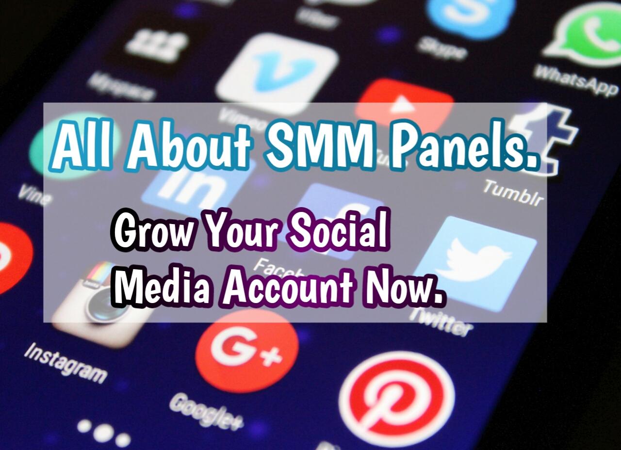 How smm panel works - reseller panel
