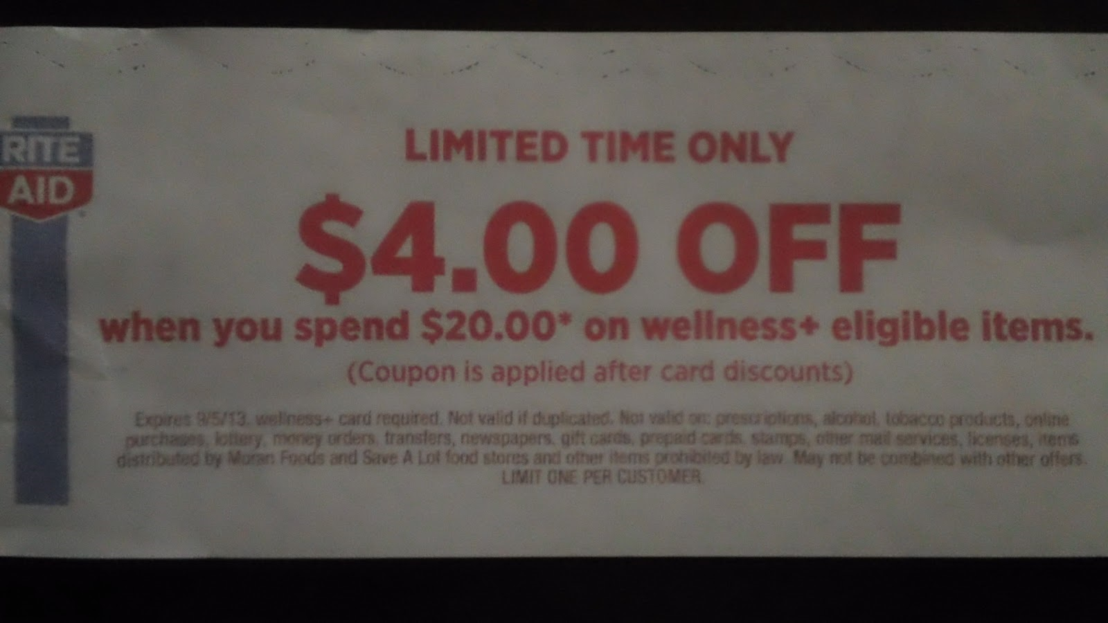 rite aid photo coupon