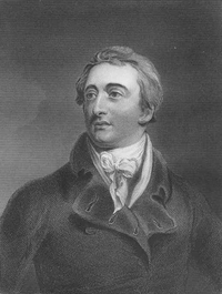 Engraving of Lord William Bentinck by Thomas Lawrence