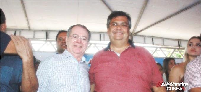 A Convite de Flávio Dino Levi Pontes Prestigia Aniversário de São Benedito do Rio Preto.