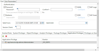 Enable Smart Data Integration on your HANA, express edition