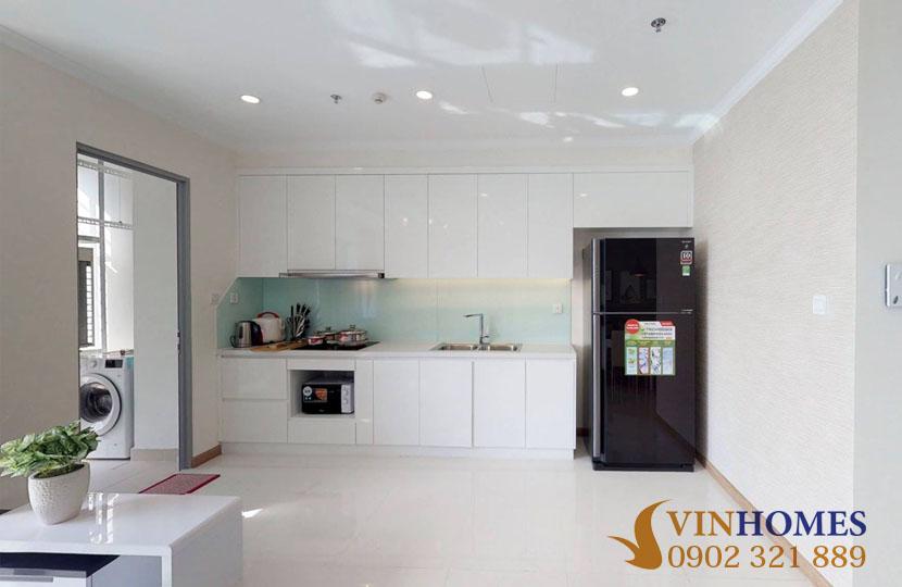 Vinhomes Central Park cho thuê bao phí căn hộ 3PN tầng cao L4 - hinh 2
