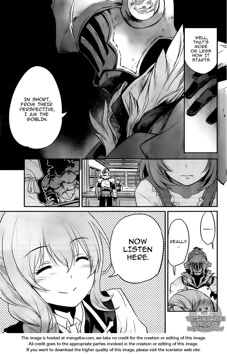 Goblin Slayer - Chapter 3