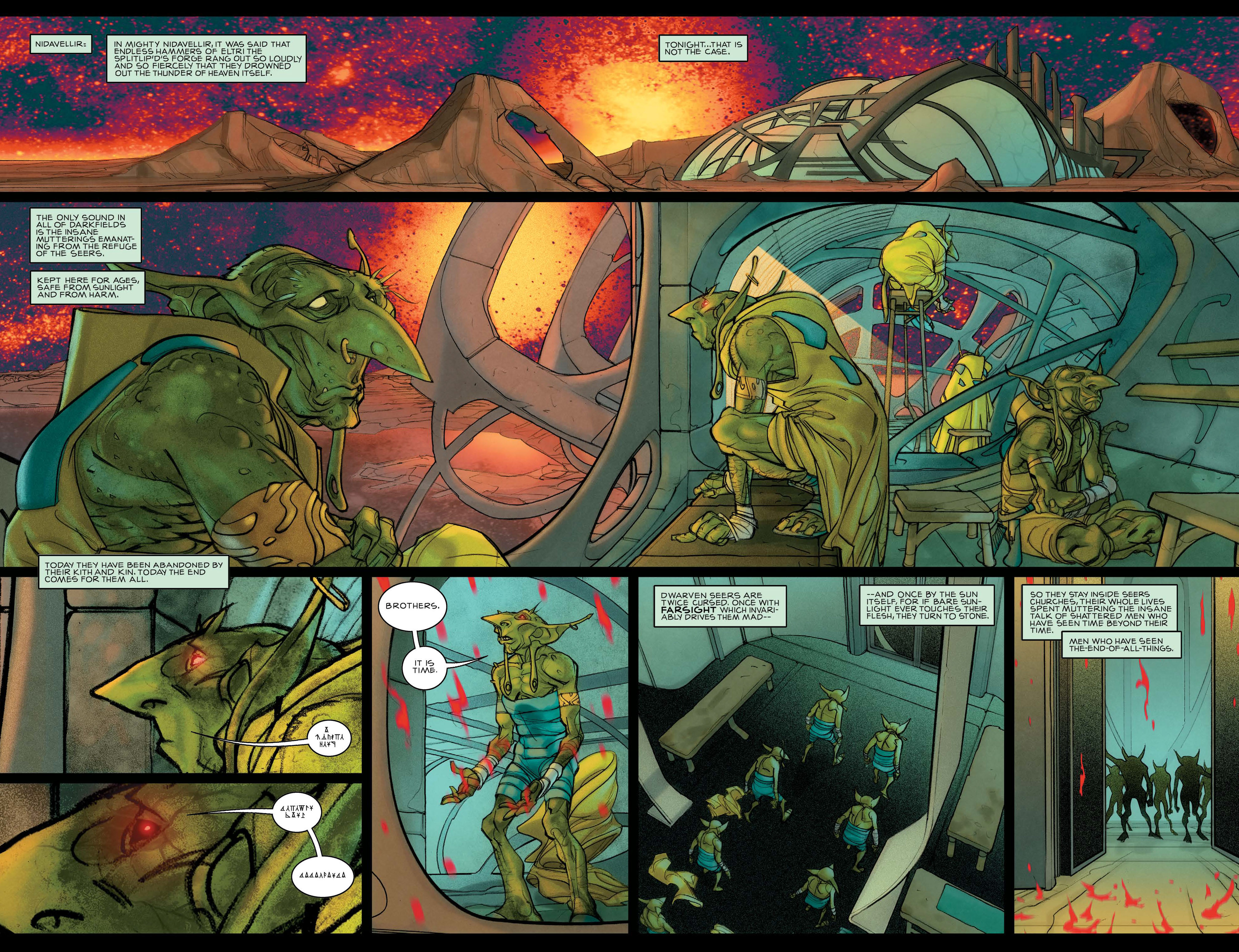 Thor (2007) Issue #617 #30 - English 10