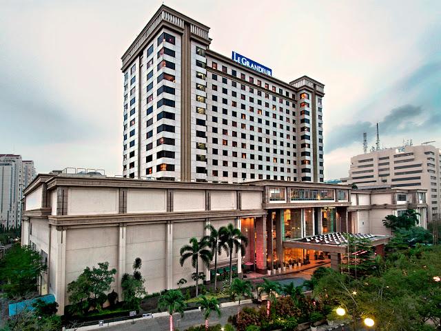 Hotel Le Grandeur, Jakarta
