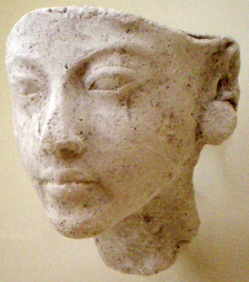 a study of the artwork of nefertiti by tutmose The crowned head of nefertiti,  egypt statue of pharaoh tutmose iii,  my favorite subject to study is ancient art history.