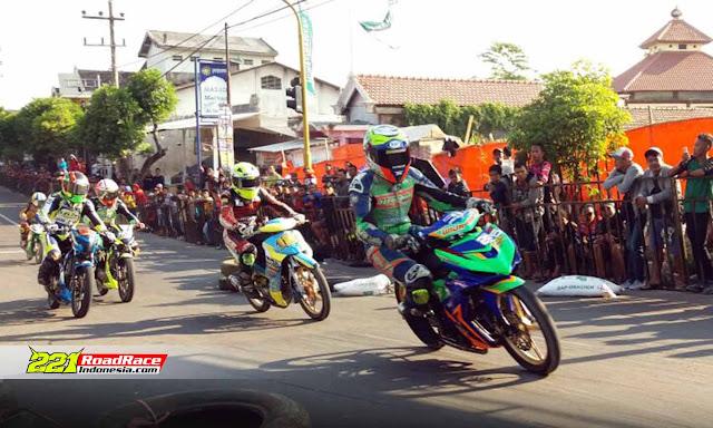 Hasil Road Race Magetan 2017, Freestyler Cilik Kota Susu Sukses 2 Kali Juara1