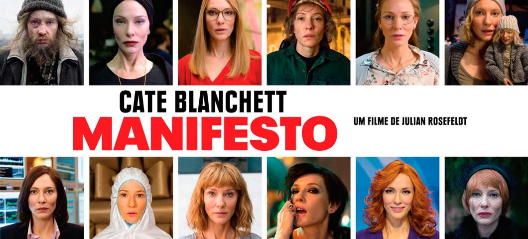 7 coisas que você precisa saber antes de ver o filme Manifesto, de Julian Rosefeldt e com Cate Blanchett
