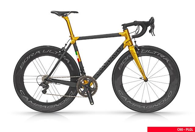 COLNAGO C60, una bici de lujo