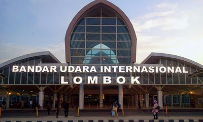 lombok international airport LOP