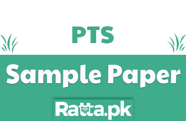 PTS Test Sample Paper 2019
