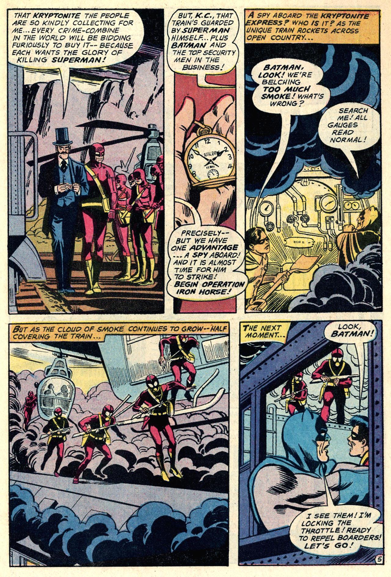 Read online World's Finest Comics comic -  Issue #196 - 7