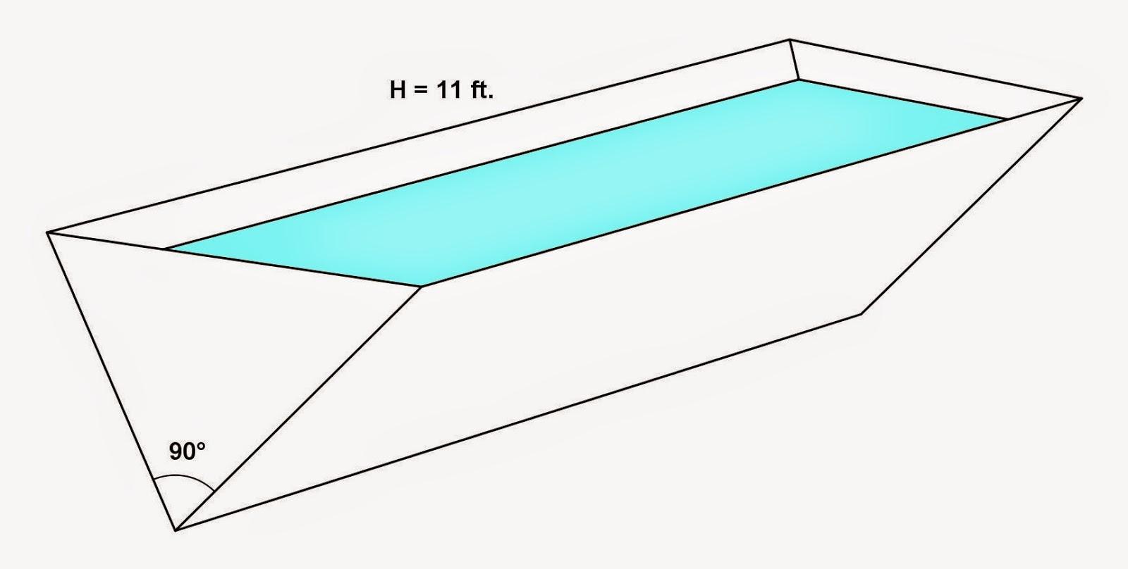 Math Principles Triangular Prism Problems 3
