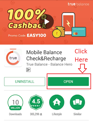 What is True Balance App? | Earn Unlimited free Mobile Recharge using True Balance 2017(All India) 4