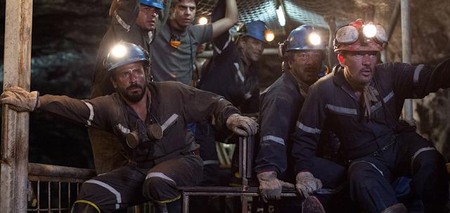 The 33, povestea adevărată a minerilor chilieni