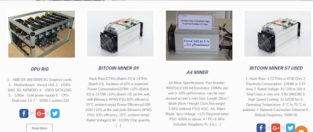 bitcoin miner in pakistan