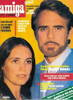 Capa da Revista Amiga n° 623 (28 de abril de 1982